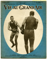 La Vie au Grand Air: July 25, 1914 (cover)