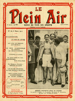 Le Plein Air: March 8, 1912 (cover)