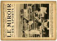Le Miroir des Sports: September 28, 1922 (cover)