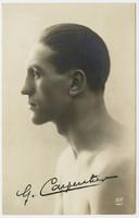 Portrait postcard by A. Noyer: Profile